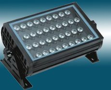 LED flood light;36*1W;with DMX512 controlled;IP65;various color available