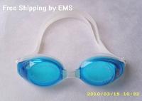 -4.0 diopters Optical Corrective Swimming Swim Goggles , Free Shipping by EMS, Optical Corrective swim goggles, swim glasses