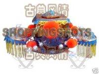 china Beijing opera armet crash helmet headpiece 075108