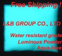 Photoluminescent pigment/ luminescent powder, WLBB-100 water resistant grade