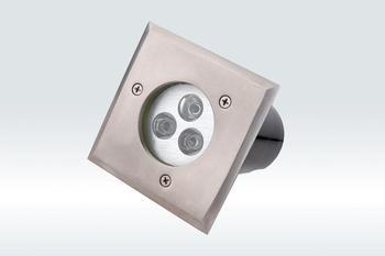 LED Underground light;3*1W;IP67;dc12v input,waterproof,high power led chip,300lm