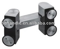 Glass to glass mounted hinge CS