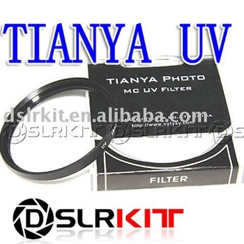 High Quanlity TIANYA 52mm 52 mm UV Ultra-Violet Filter Lens Protector