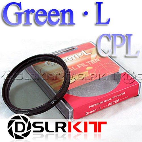High Quanlity Green.L 67mm 67 mm Circular Polarizing C-PL CPL Filter(China (Mainland))