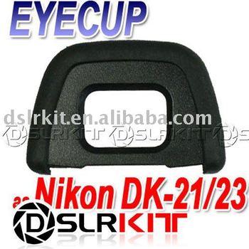 EyeCup for Nikon D7000 D5000 D3000 D90 D80 D70s D300 D200 DK-21 DK-23