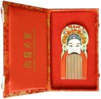 Classic!hot sale!Gifts with Chinese Characteristics beijing opera mask liu bei-g529-17