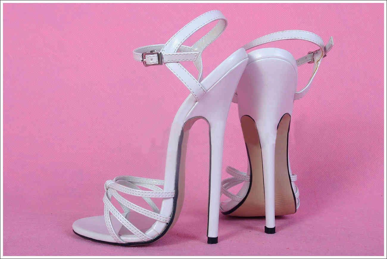 inch high heel sandals