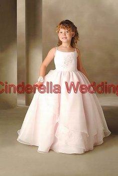 Children's dress  Flower girl dress   girl's gown & Children's DressHT01216