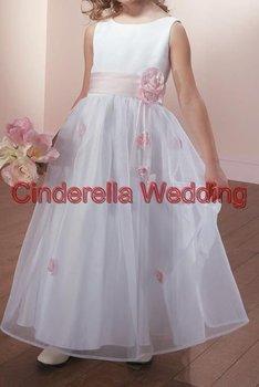 Children's dress  Flower girl dress   girl's gown & Children's DressHT01218
