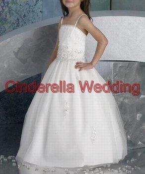 Children's dress  Flower girl dress   girl's gown & Children's DressHT01222