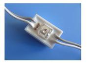 Waterproof super flux LED Module, 1pcs paranha LED,white color;