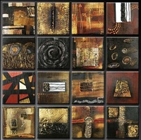 High Quality Modern Abstract Oil Painting on Canvas art 1409 picture on wall