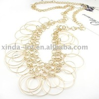 Sales Promotion!!new fashion alloy pendant necklace,wholesale+retail