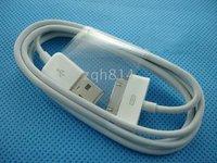 50pcs/lot original USB2.0 cable for iphone 8gb 16gb