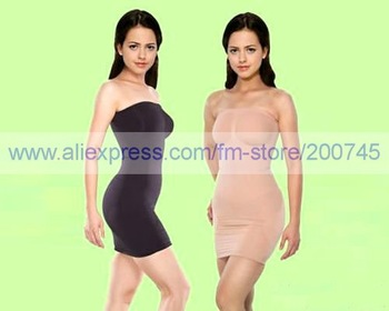 Women's Slim N Lift Magic Skirt Slip Shapewear 300pcs/lot More Discount Free Shipping