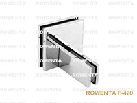 glass clamp, glass door patch fitting