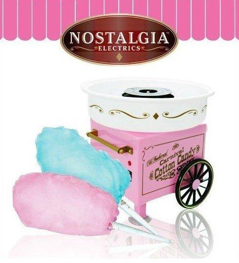 nostalgia cotton machine
