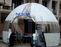 6*3M Inflatable Advertising tents