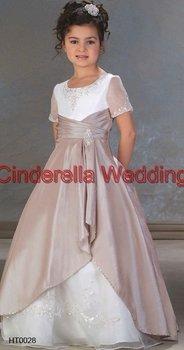 Children's dress  Flower girl dress   girl's gown & Children's DressHT01229