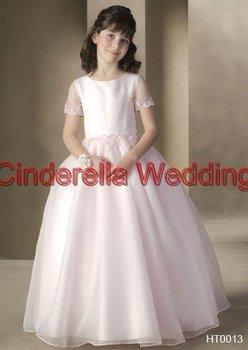 Children's dress  Flower girl dress   girl's gown & Children's DressHT01237