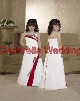 Children's dress  Flower girl dress   girl's gown & Children's DressHT01256