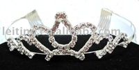 fashion wedding crown from factory