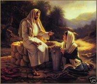 100% handicraft art oil painting :Jesus 24x36 inch