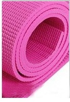 wholesale-10pcs/lot purple,green,red,blue,orange yoga foam mat/exercise mat/gymnastic mat+ free shipping & gift