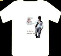 fashion cotton T-shirt 180gsm cotton tee printing tshirt