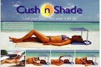 wholesale--5pcs/lot new arrive dark blue sunshade/promotional sunshade/cush n shade for nice holiday + free shipping & gift