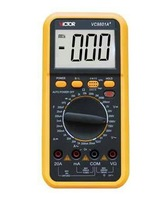 5pcs/lot shengli VC9801A+ Digital Hand-hold Multimeter