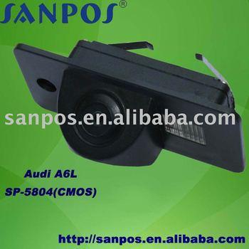 cmos reversing camera for Audi A6L,A4,Q7,S5