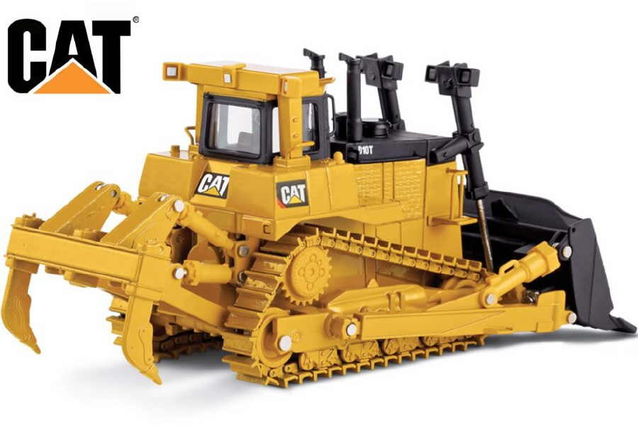 1:50 N-55158 Cat D10T Track-Type Tractor toy(China (Mainland))