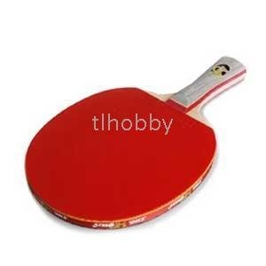 Table Tennis Double Happiness One Star Table Tennis Shakehand Racket(1002)