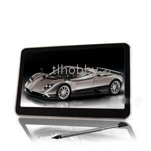 "5"" GPS SATELLITE NAVIGATION System MP3 MP4 2GB USA+CA+UK+EU+AU Map (MT5391)"