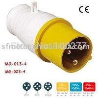 CEE Plug/Industrial Plug / Industrial plug & socket 16A CE certificate