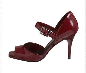 100% geniune leather lady dress shoes pumps women footwear women shoes