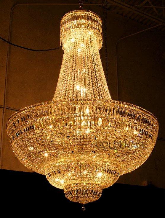 Foyer crystal chandelier promotion online shopping for promotional foyer crystal chandelier on - Chandeliers online shopping ...