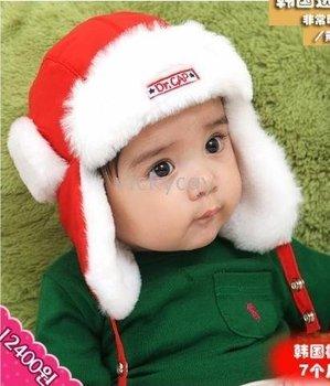 hat kids bonnets - #QY 237--HOT CUTE Baby hats caps earmuffs hats headgears infant cap