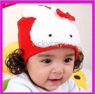 hat kids bonnets-QY311 --HOT NEW CUTE Baby hats caps hats headgears infant cap