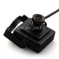 CMOS Color Camera Hot Sale!Shipping Free!5PCS/LOT Low Power 380 TV Lines Light Weight