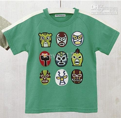 T-shirts Tops Shirts Boys T-Shirts Tank Tops Baby Tops Short Sleeve Tshirts CL156 New Arrival Baby(China (Mainland))