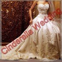 fashionable Bride Wedding Dresses DTHS10241473