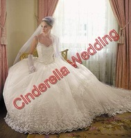 fashionable Bride Wedding Dresses DTHS10241531