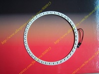 led car angel eyes  auto angel light diameter140MM-42SMD(3528),Free shipping