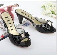 1 pair/lot Belle New Design Women's Summer Slippers BWH30