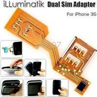 3G/3GS 3GS adapter Dual Sim Adaptor For