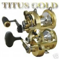Okuma Titus Gold TG15 S HIGH SPEED Fishing Reel TG 15S