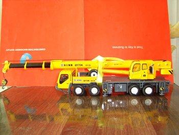 1:50 XCMG QY70K Truck Crane toy