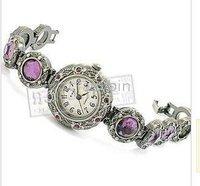wholesale fashion brand watch/bracelet antique watch - - 10 pcsEYKFashion